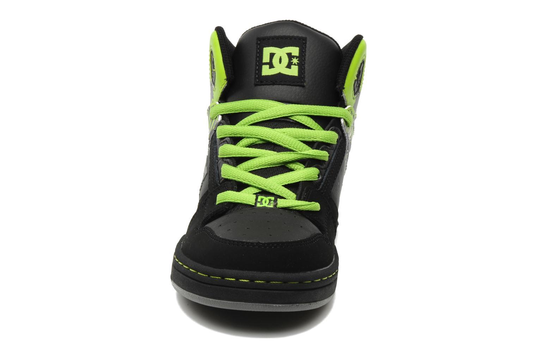 Chaussures de sport DC Shoes Rebound k Noir vue portées chaussures