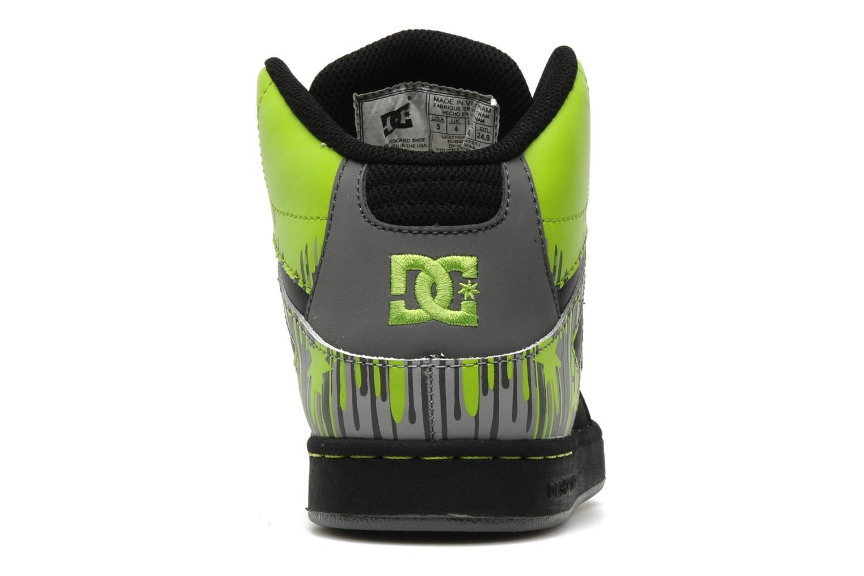 Chaussures de sport DC Shoes Rebound k Noir vue droite