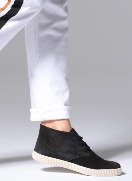 Sneakers Victoria Safari serraje W Zwart onder