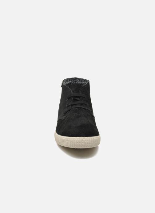 Sneakers Victoria Safari serraje W Zwart model