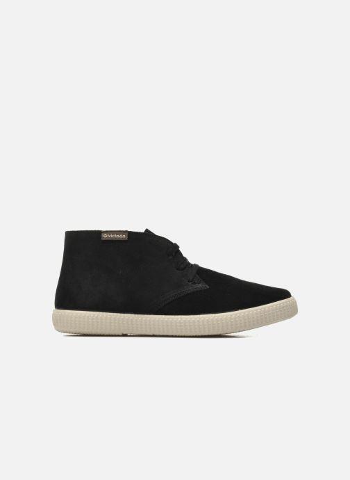 Sneakers Victoria Safari serraje W Zwart achterkant