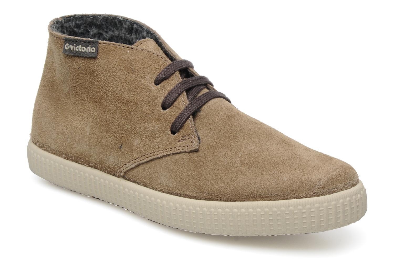 Sneaker Victoria Safari serraje W beige detaillierte ansicht/modell