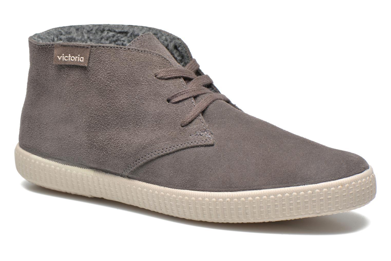Victoria Safari serraje W (Gris) - Baskets en Más cómodo Dernières chaussures discount pour hommes et femmes
