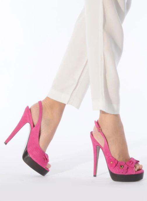 Sandales et nu-pieds Carvela Gypsy Rose vue bas / vue portée sac