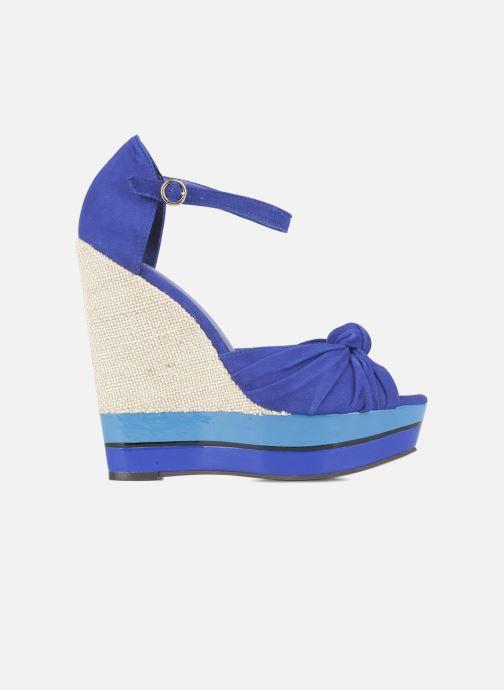 Sandals Carvela Kennis Blue back view