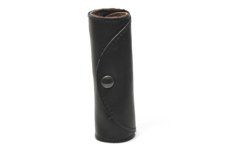 Produits d'entretien Famaco Gant à lustrer pliable Noir vue haut