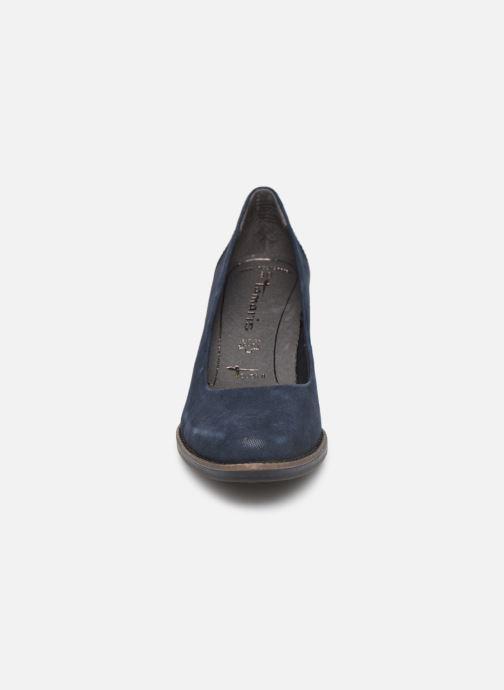 Støvler & gummistøvler Tamaris Betty Blå se skoene på