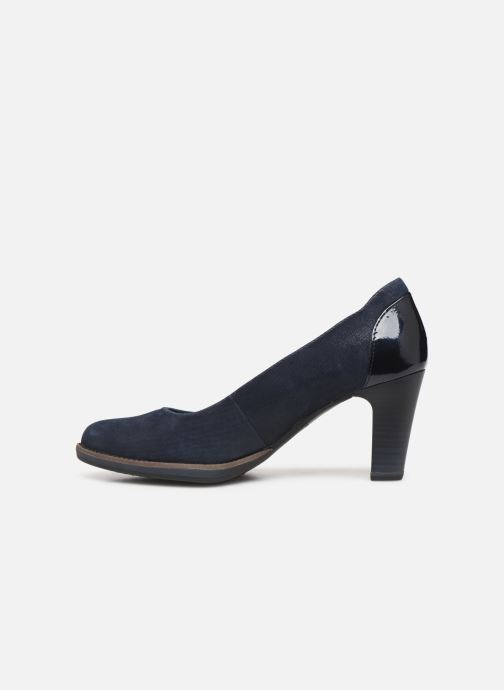 Støvler & gummistøvler Tamaris Betty Blå se forfra