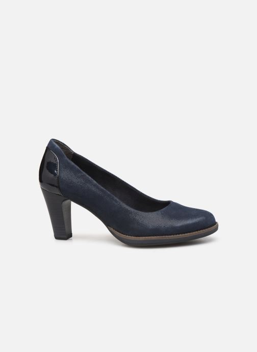 Støvler & gummistøvler Tamaris Betty Blå se bagfra