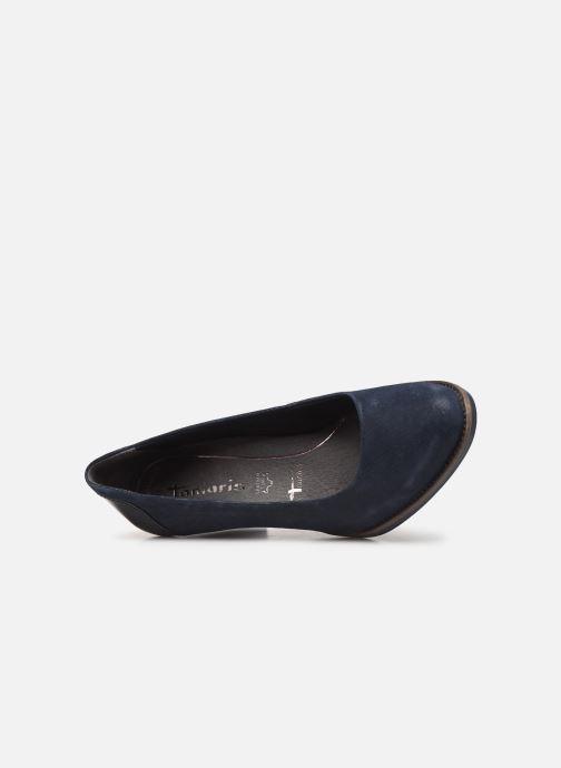 Støvler & gummistøvler Tamaris Betty Blå se fra venstre