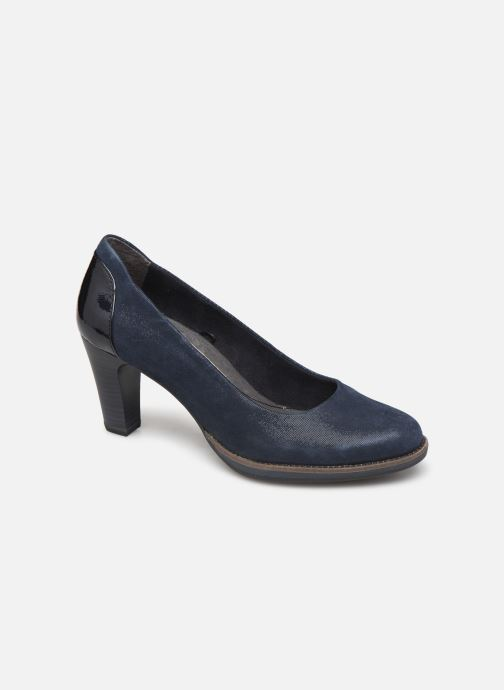 Støvler & gummistøvler Tamaris Betty Blå detaljeret billede af skoene