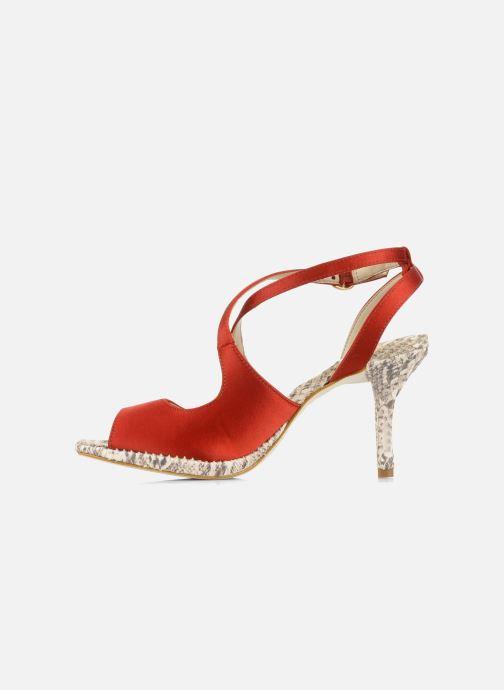 Sandali e scarpe aperte Studio TMLS Galine Rosso immagine frontale