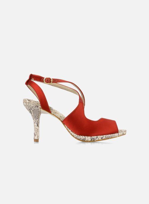 Sandales et nu-pieds Studio TMLS Galine Rouge vue derrière