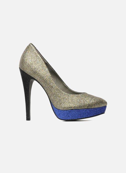 Zapatos de tacón Studio TMLS Pistols Oro y bronce vistra trasera