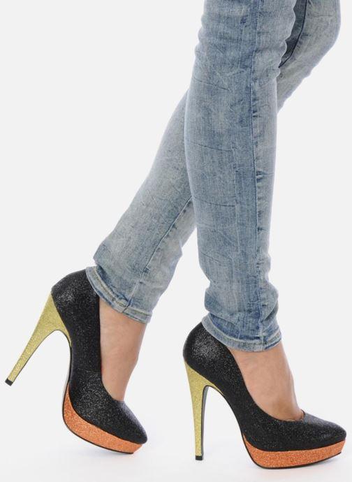 Zapatos de tacón Studio TMLS Pistols Negro vista de abajo