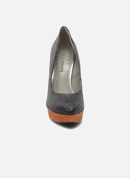 Escarpins Studio TMLS Pistols Noir vue portées chaussures