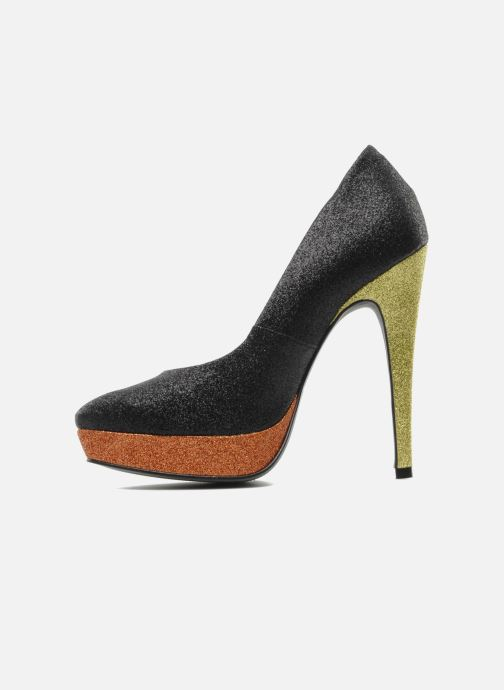 High heels Studio TMLS Pistols Black front view