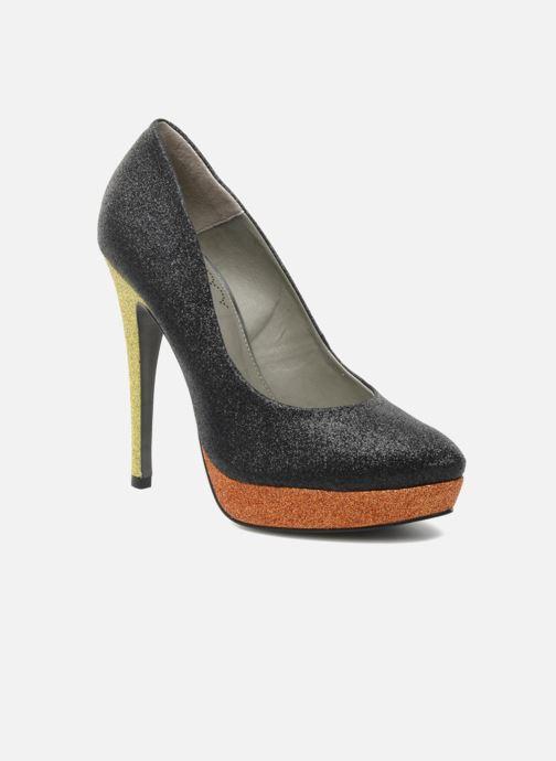 High heels Studio TMLS Pistols Black detailed view/ Pair view