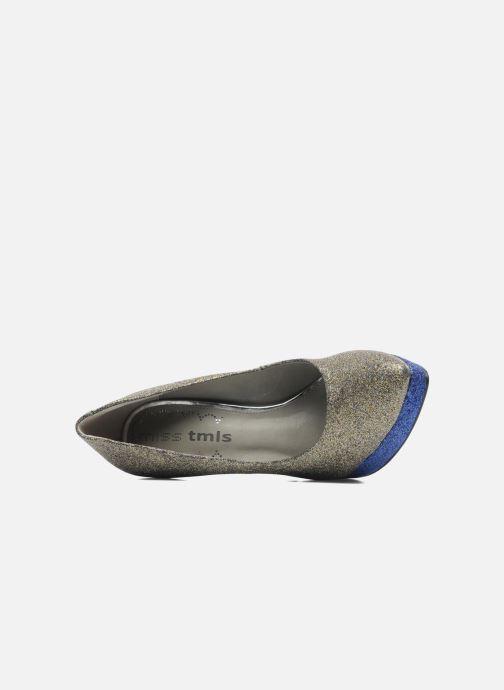 Zapatos de tacón Studio TMLS Pistols Multicolor vista lateral izquierda