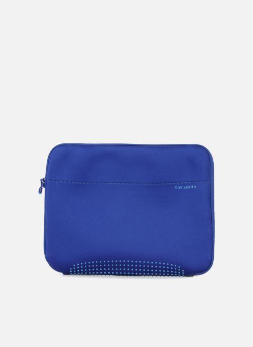 Petite Maroquinerie Samsonite Aramon laptop sleeve 15,6 Bleu vue détail/paire