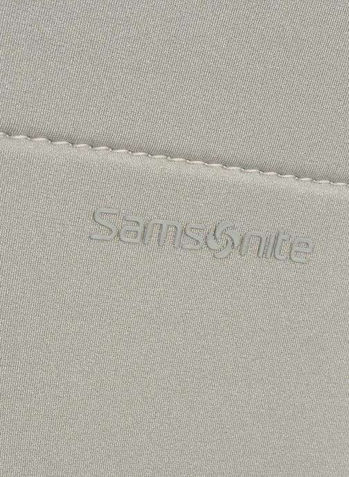 Sacs ordinateur Samsonite Aramon laptop sleeve 15,6 Gris vue gauche