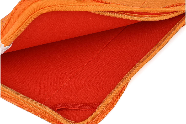 Petite Maroquinerie Samsonite Aramon laptop sleeve 15,6 Orange vue derrière
