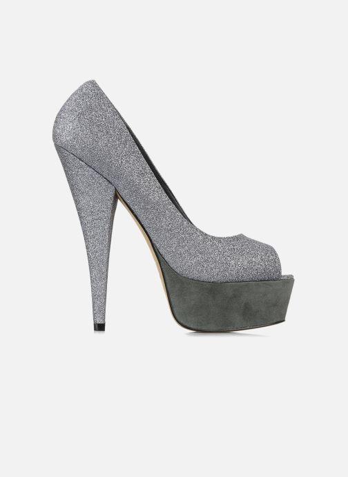 Zapatos de tacón Carvela April Plateado vistra trasera