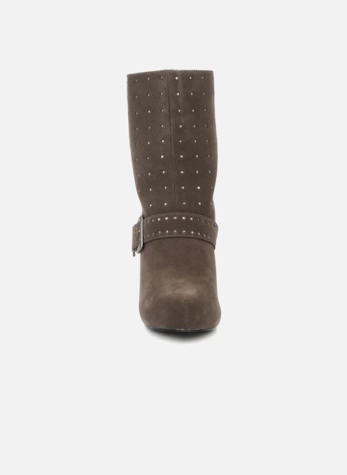 Boots en enkellaarsjes Morgan Mael Grijs model