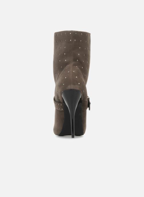 Boots en enkellaarsjes Morgan Mael Grijs rechts