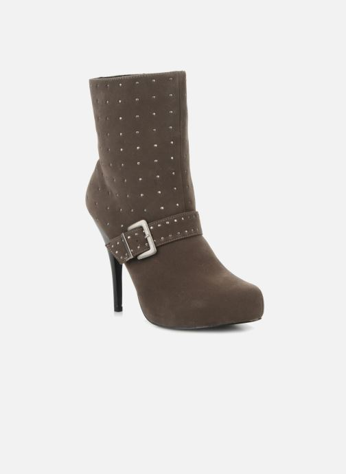 Boots en enkellaarsjes Morgan Mael Grijs detail