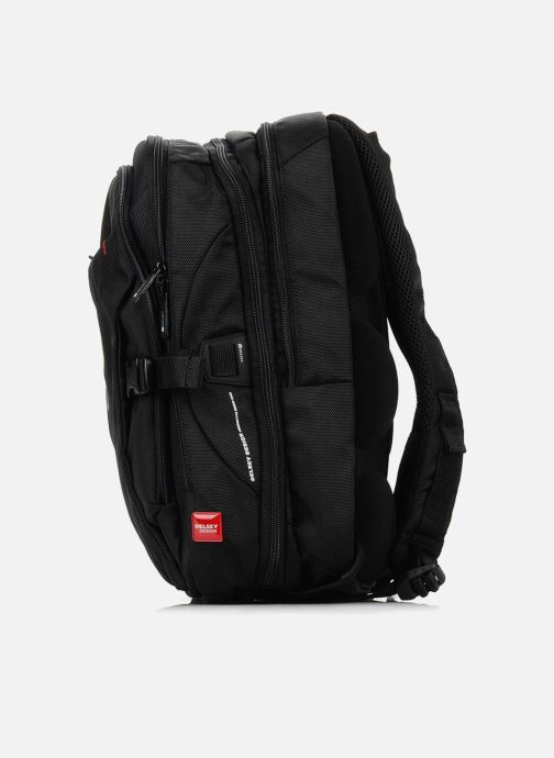 Rucksacks Delsey Crosstrip sac à dos Black model view