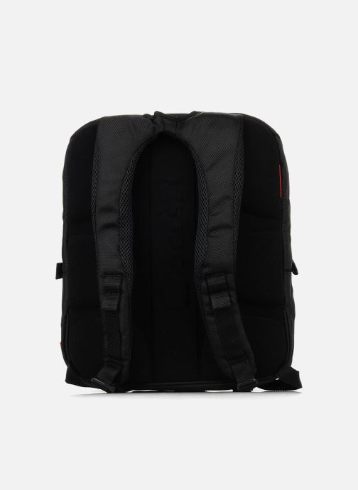 Rucksacks Delsey Crosstrip sac à dos Black front view