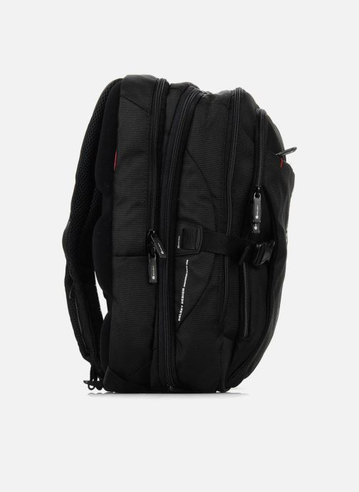 Rucksacks Delsey Crosstrip sac à dos Black view from the right