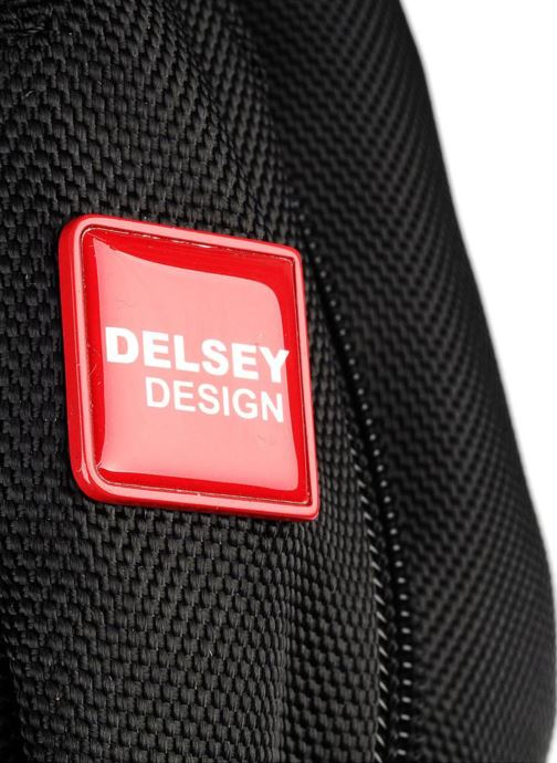 Rucksacks Delsey Crosstrip sac à dos Black view from the left