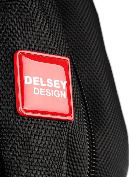Sacs à dos Delsey Crosstrip sac à dos Noir vue gauche