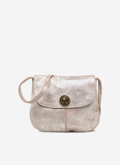Sacs à main Pieces Totally Royal leather Party bag Argent vue détail/paire