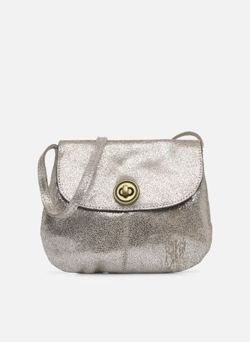 Handbags Pieces Totally Royal leather Party bag Silver detailed view/ Pair view