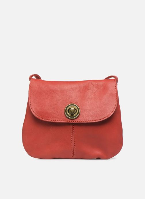 Sacs à main Pieces Totally Royal leather Party bag Rouge vue détail/paire
