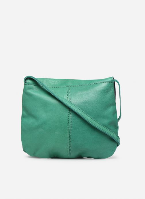 Sacs à main Pieces Totally Royal leather Party bag Vert vue face