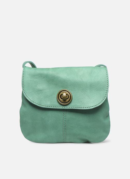 Sacs à main Pieces Totally Royal leather Party bag Vert vue détail/paire