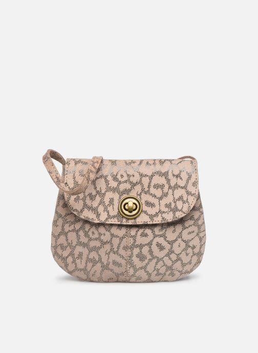 Handtaschen Pieces Totally Royal leather Party bag weiß detaillierte ansicht/modell