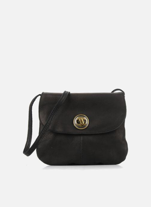 Sacs à main Pieces Totally Royal leather Party bag Noir vue détail/paire