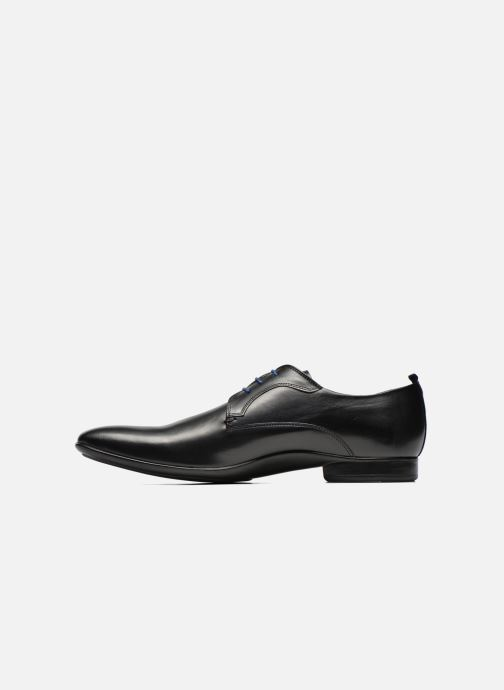 Lace-up shoes Azzaro Giant Black front view