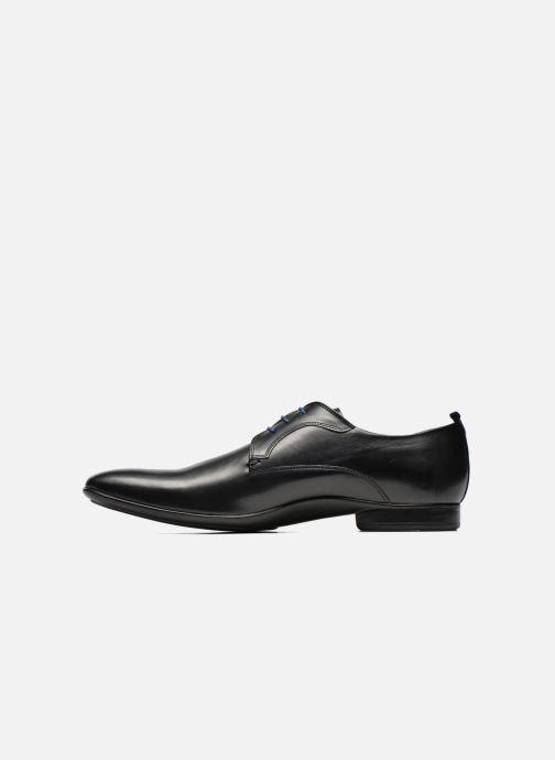 Zapatos con cordones Azzaro Giant Negro vista de frente
