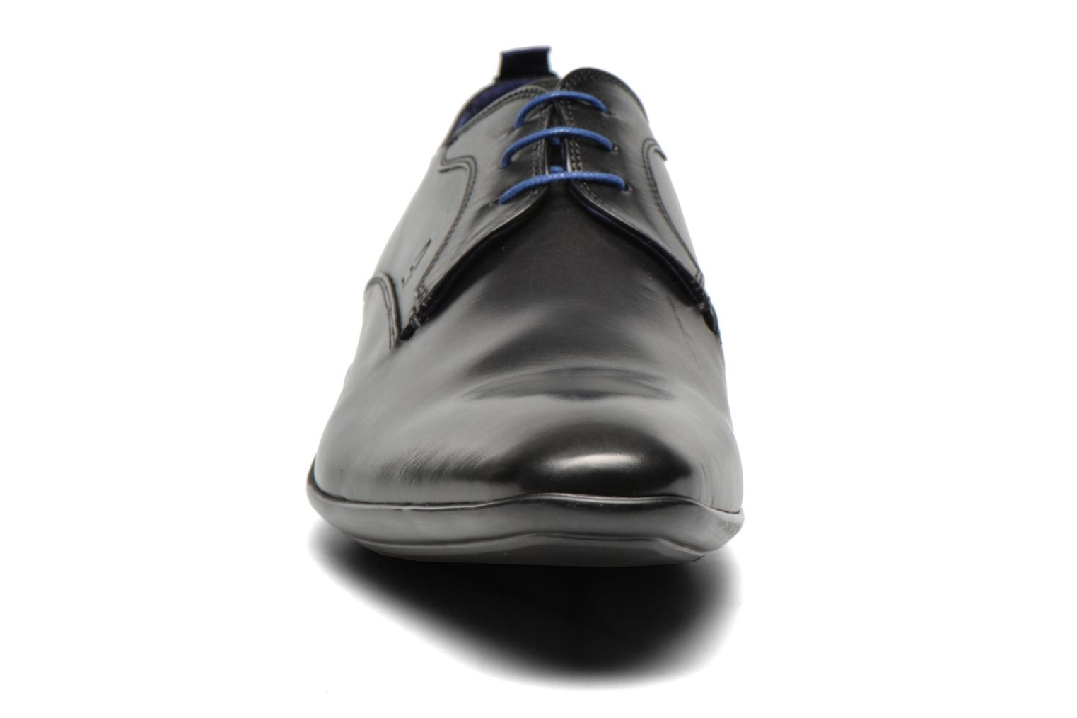 Lace-up shoes Azzaro Giant Black model view