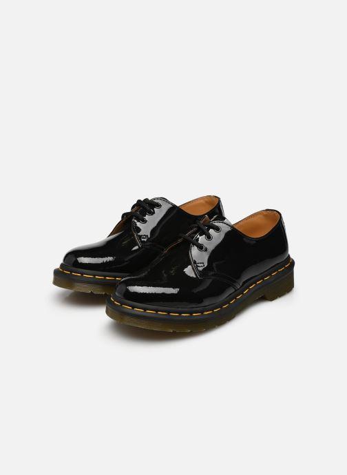 Snörade skor Dr. Martens 1461 w Svart bild från under