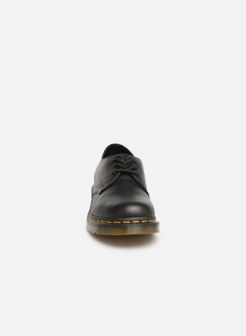 Scarpe con lacci DR. Martens 1461 w Nero modello indossato
