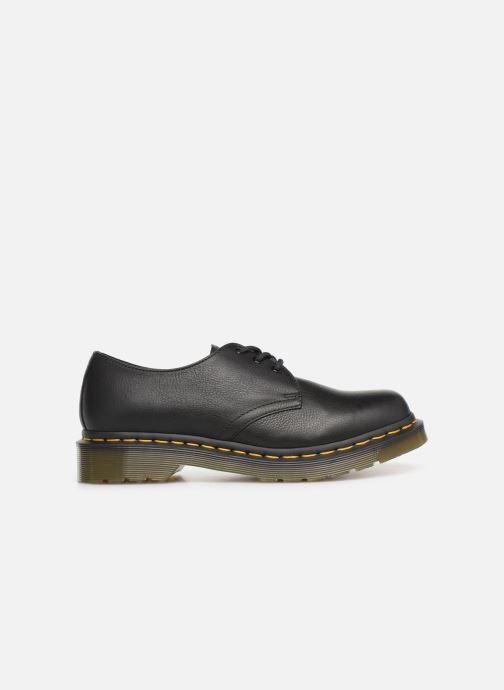 Zapatos con cordones DR. Martens 1461 w Negro vistra trasera