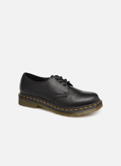 Zapatos con cordones DR. Martens 1461 w Negro vista de detalle / par