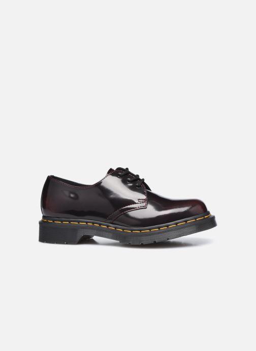 Zapatos con cordones DR. Martens 1461 w Vino vistra trasera